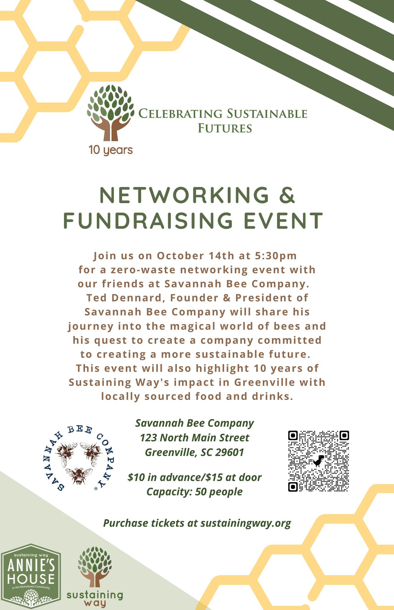 Savvannah bee company event flyer(2)