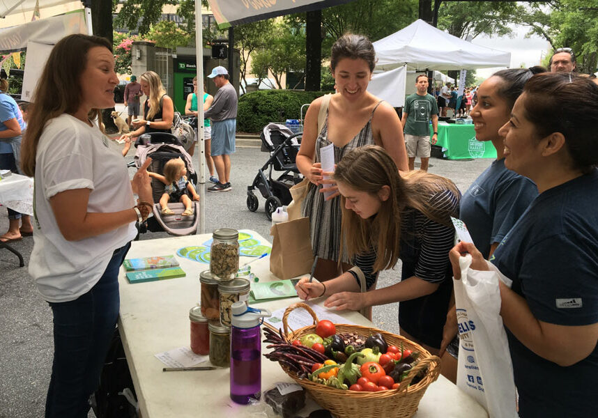 sustaining-way-selling-goods-at-greenville-farmers-market
